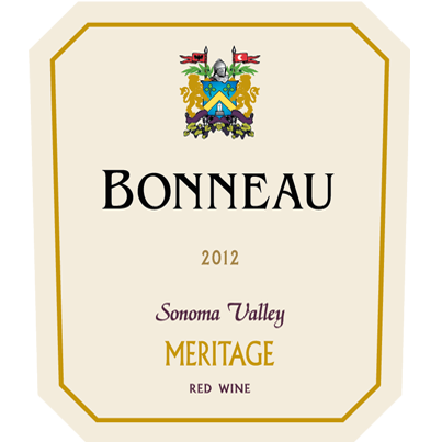 2012 Sonoma Valley Meritage - Bonneau Product Image